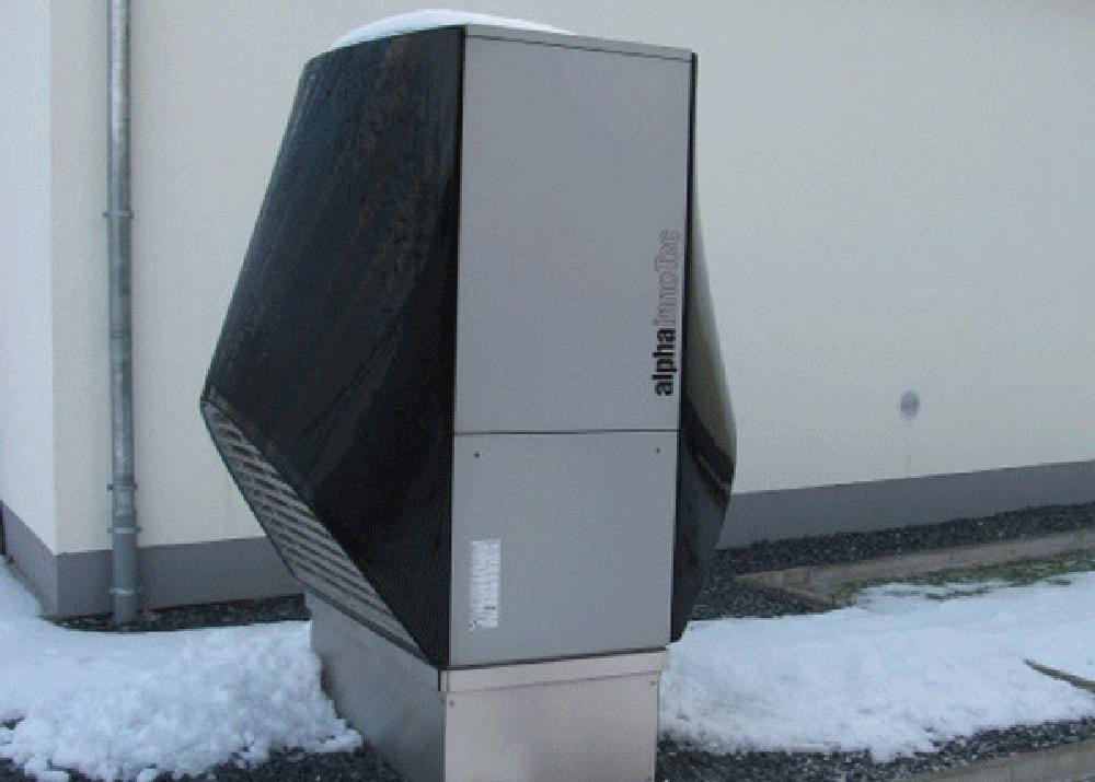 Wärmepumpe