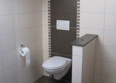 WC Installation